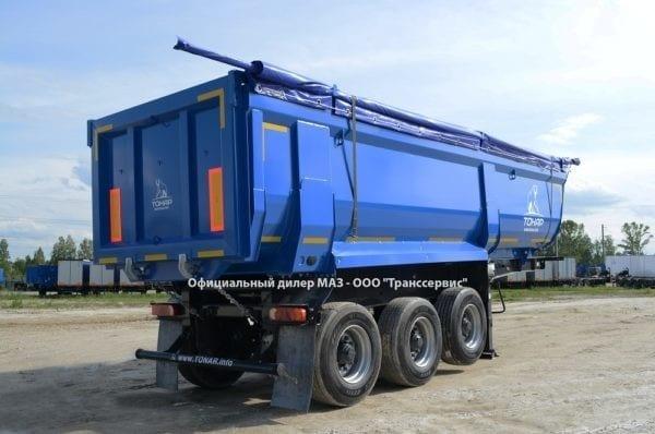 ТОНАР-9523 Самосвальный полуприцеп