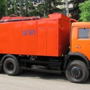 КО-564 каналопромывочная машина
