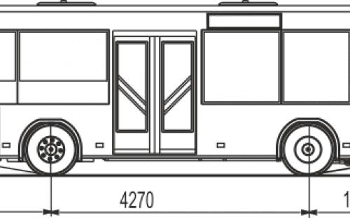 maz 206 s