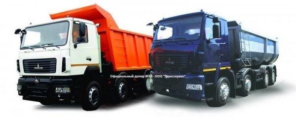 МАЗ 6516V8 523 000 2 купить