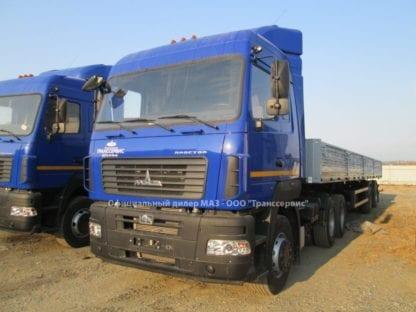 sedelnyy tyagachx maz 6430s9 520 012 s dvigatelem yamz ressornyy 65 t