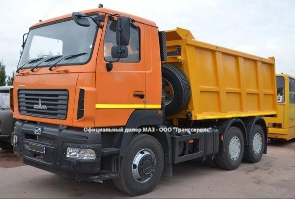МАЗ 6513E8 520 000 1 купить