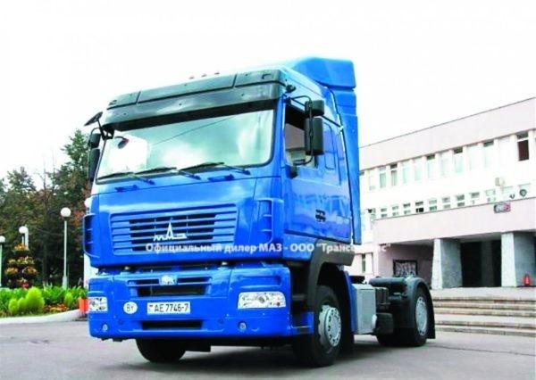 Седельный тягач МАЗ 5440B3 1480 030 купить