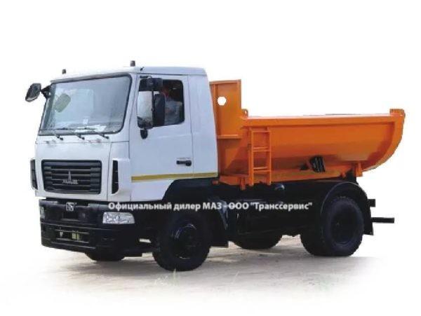 МАЗ 4581N2