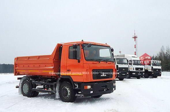 МАЗ 5550B2