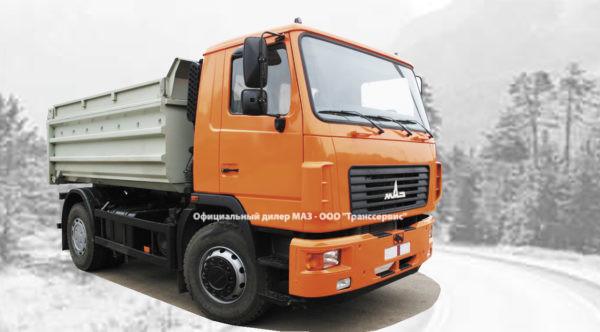 МАЗ 5550B3