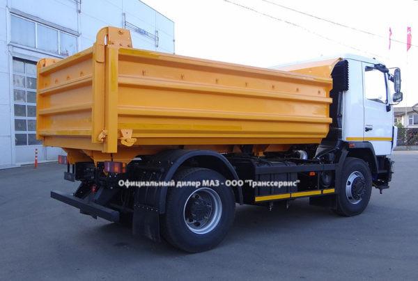 МАЗ 5550C3-520-000 самосвал