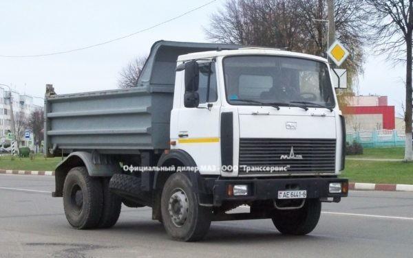 МАЗ 5551Х2