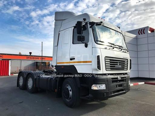 МАЗ 64А02К-520-020 седельный тягач