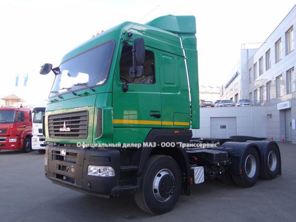 фото 3 МАЗ 64А02К-520-020 седельный тягач