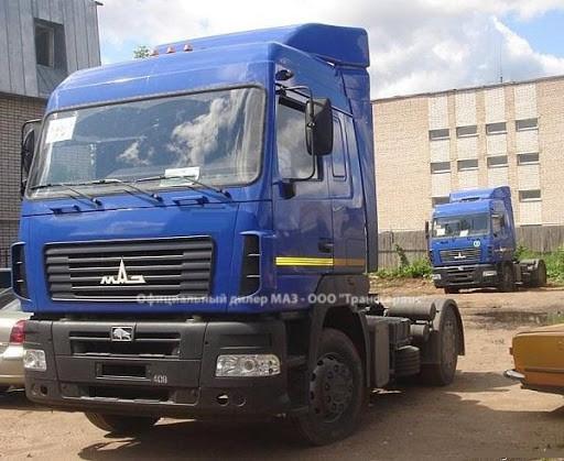 седельный тягач МАЗ 544019 1421 030 купить  Хабаровск   MAZ