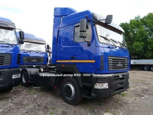седельный тягач МАЗ 544028 530 030  купить  Хабаровск   MAZ 544028