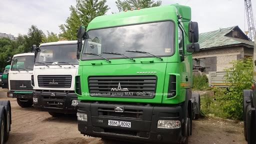 седельный тягач МАЗ 544029 1420 030  купить  Хабаровск   MAZ 544029