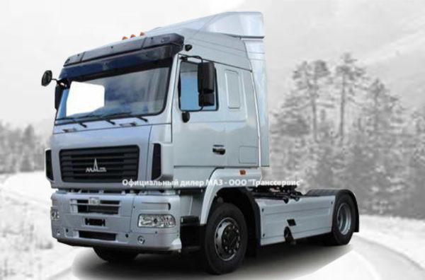 седельный тягач МАЗ 5440C9 570 030   купить Хабаровск
