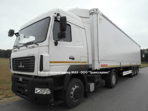 Седельный тягач МАЗ 5440Y8 520 030  купить