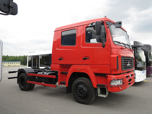 Тест-драйв современных автомобилей МАЗ