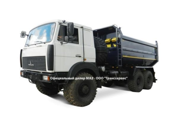 МАЗ 6502С9 520 012